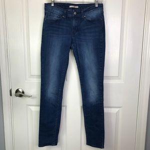 Levi's 711 Skinny Jeans Sz 30